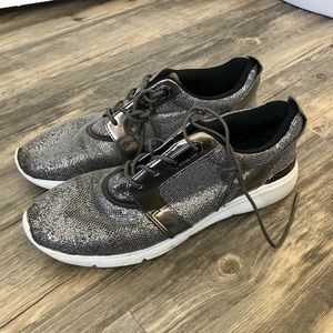 Michael Kors athletic shoes